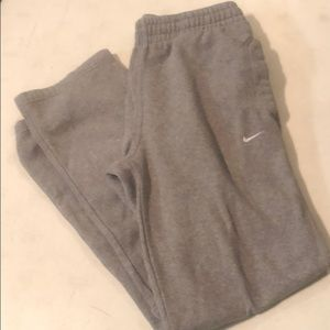 Nike Fleece Sweatpants Medium